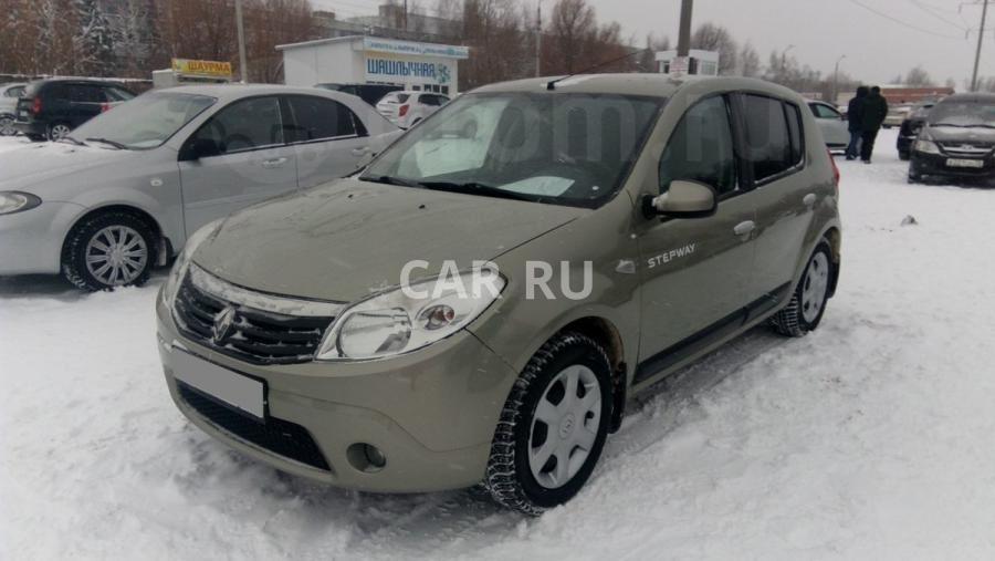 Renault Sandero, Чебоксары