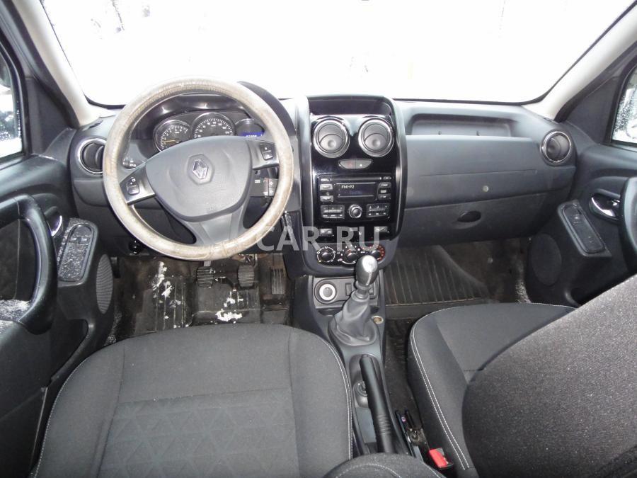 Renault Duster, Санкт-Петербург