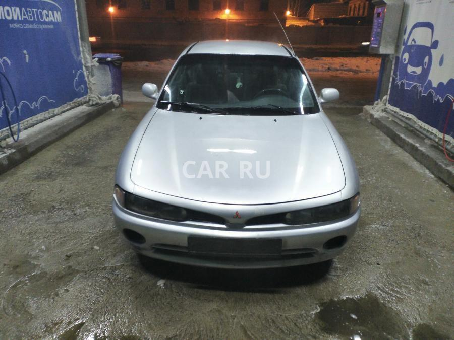 Mitsubishi Galant, Ногинск