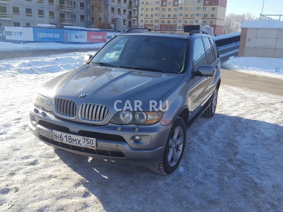 BMW X5, Ногинск