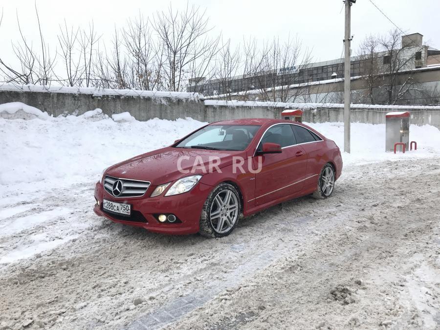 Mercedes E-Class, Павловский Посад
