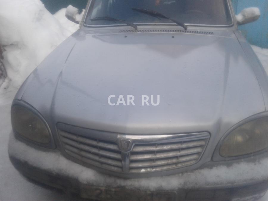Газ 31105, Москва