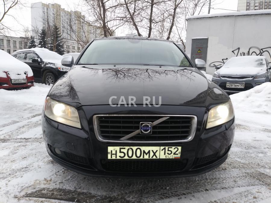 Volvo S80, Москва