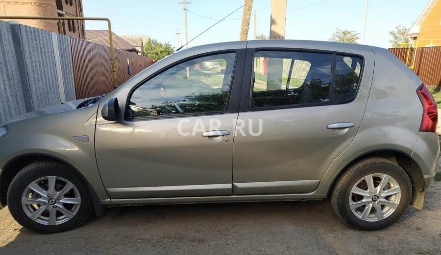 Renault Sandero, Ростов-на-Дону
