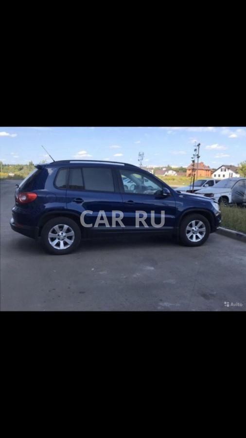 Volkswagen Tiguan, Орел