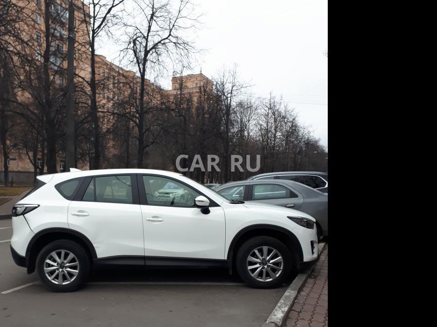 Mazda CX-5, Москва