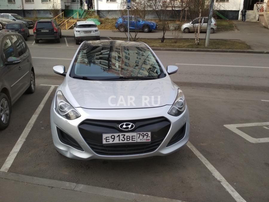 Hyundai i30, Москва