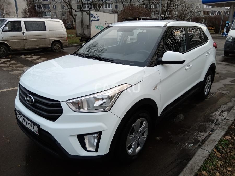 Hyundai Creta, Балашиха