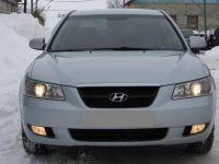 Hyundai NF Sonata, 2007г.