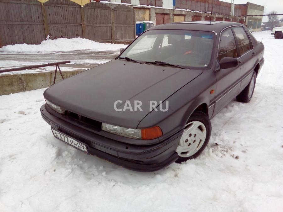 Mitsubishi Galant, Калининград
