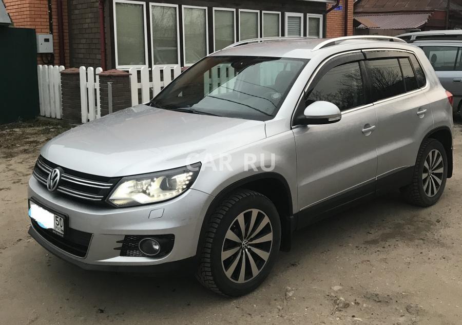 Volkswagen Tiguan, Павловский Посад