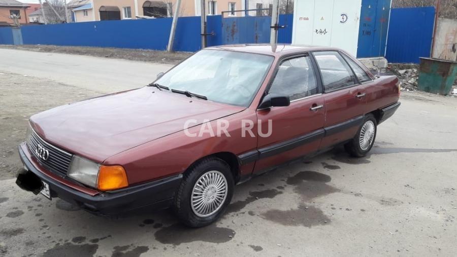 Audi 100, Ставрополь