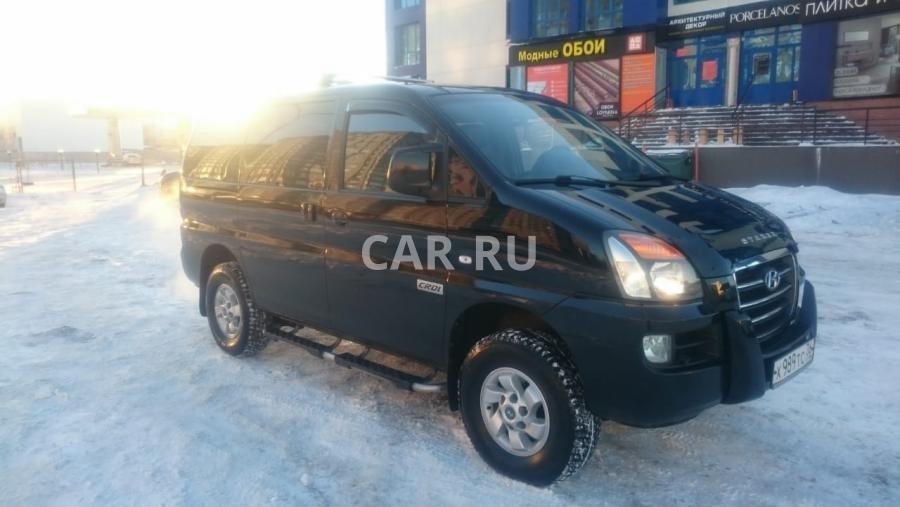 Hyundai Starex, Сургут