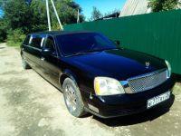 Cadillac De Ville, 2004г.
