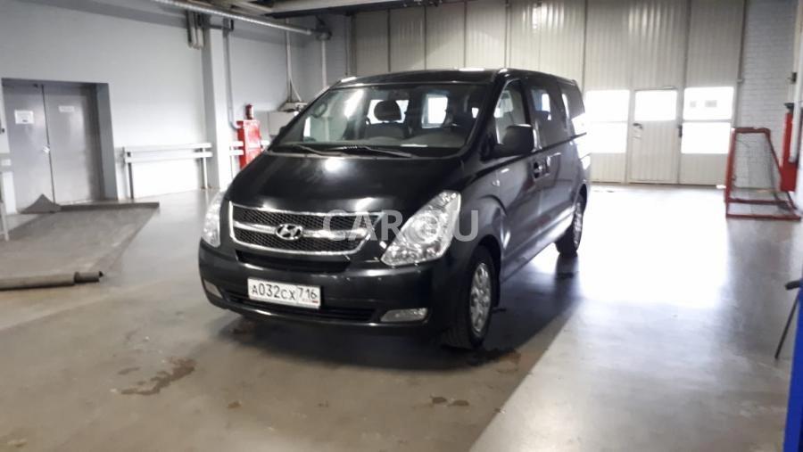 Hyundai Grand Starex, Казань