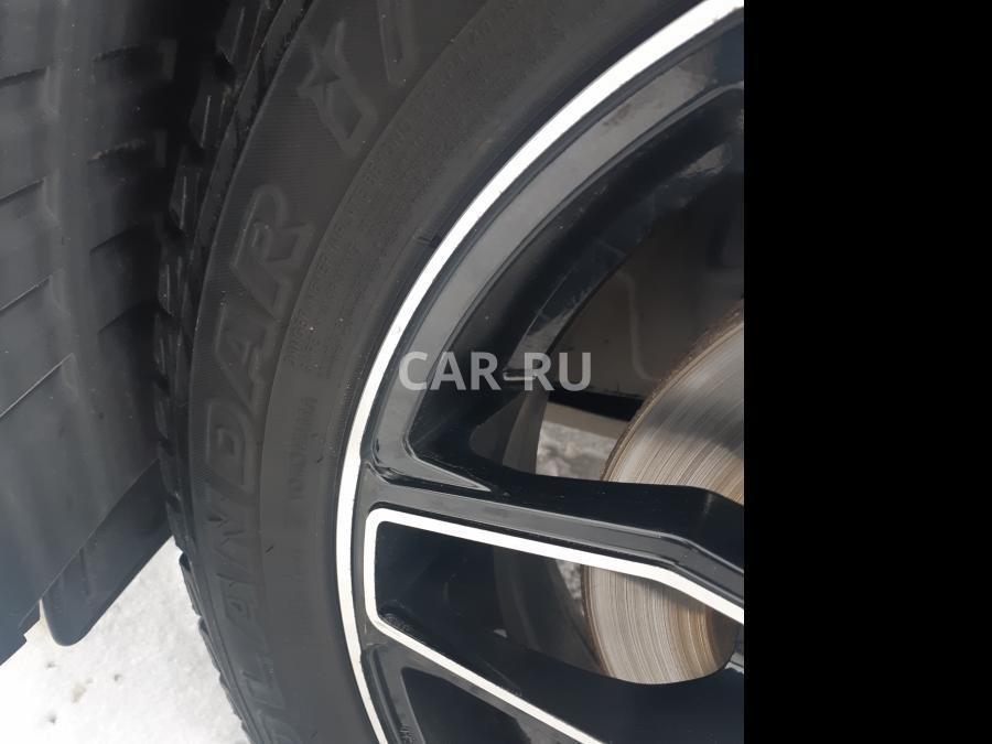 Hyundai Santa Fe, Омск