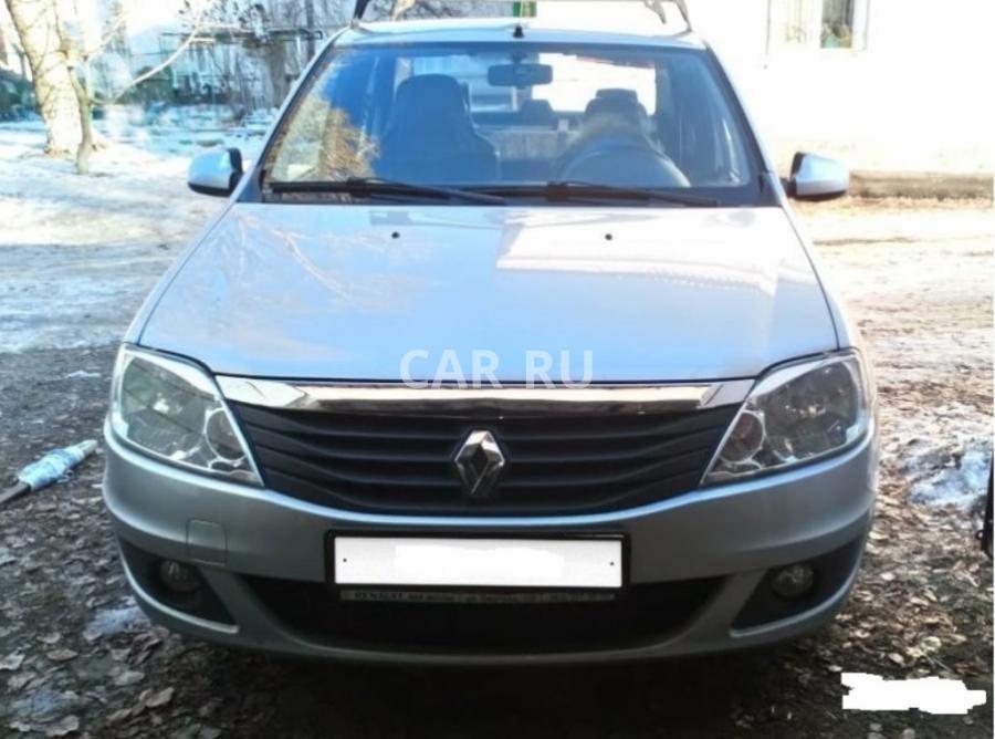 Renault Logan, Каменск-Шахтинский