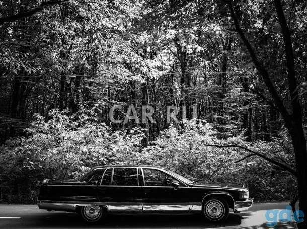 Cadillac Fleetwood, 1993г.