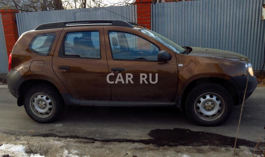 Renault Duster, Москва