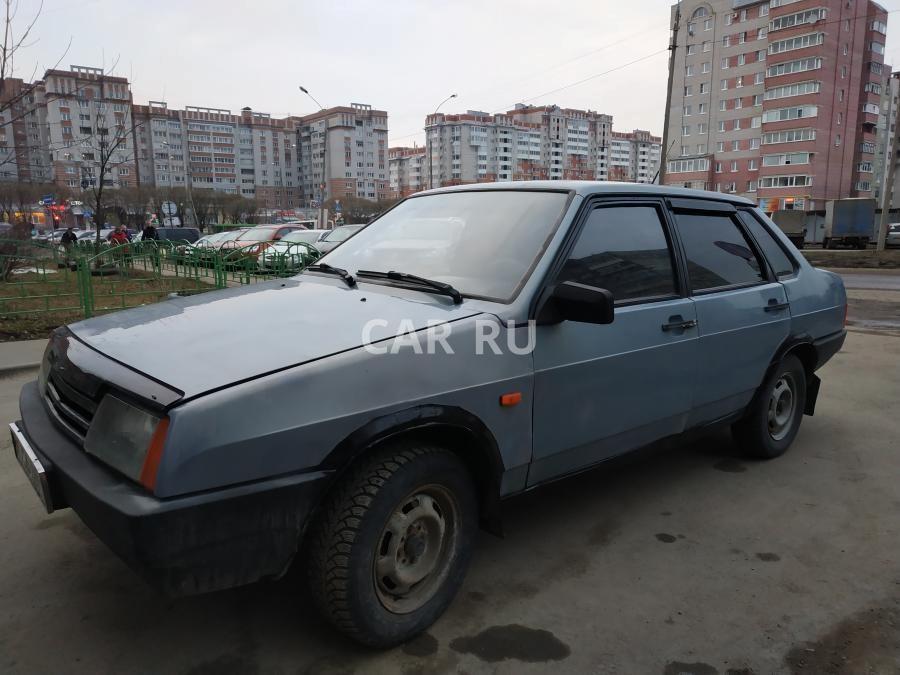 Лада 21099, Вологда
