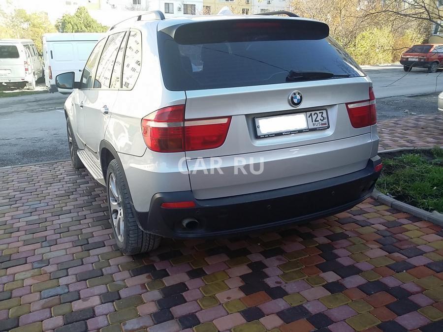 BMW X5, Геленджик