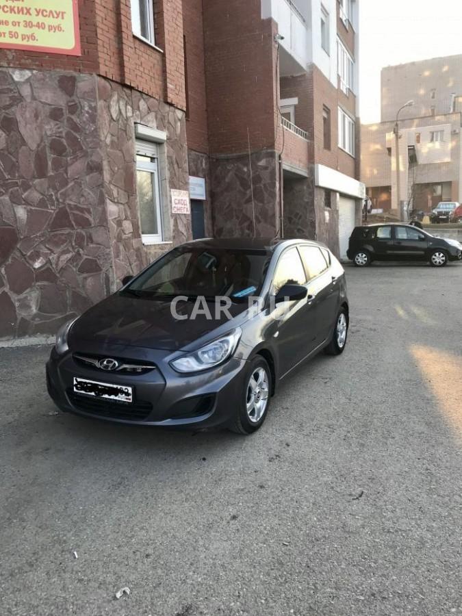 Hyundai Solaris, Уфа