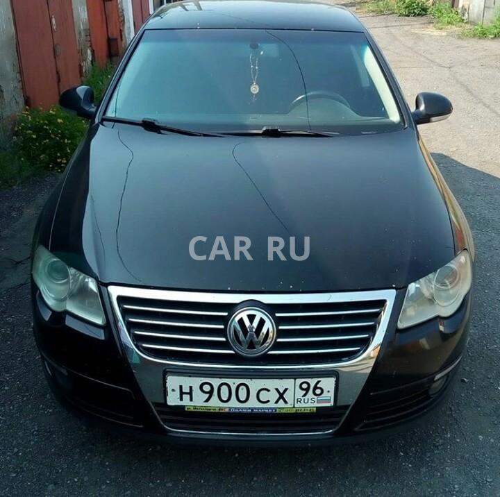 Volkswagen Passat, Кемерово