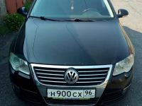 Volkswagen Passat, 2008г.