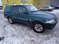 Ssang Yong Musso Sports, 2006г.
