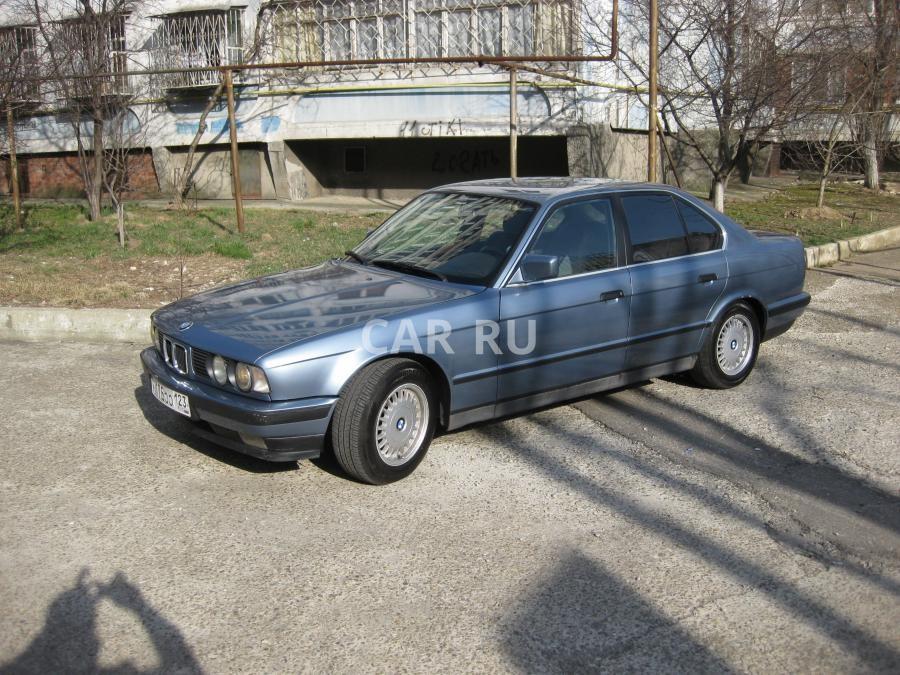 BMW 5-series, Туапсе