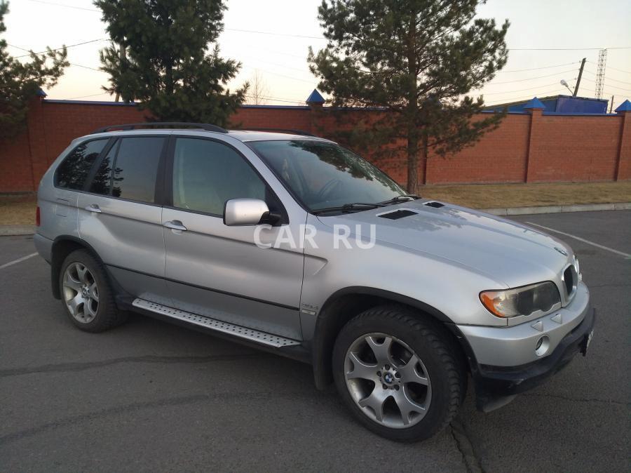 BMW X5, Красноярск