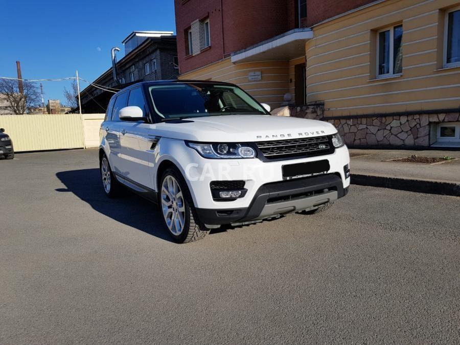 Land Rover Range Rover Sport, Санкт-Петербург