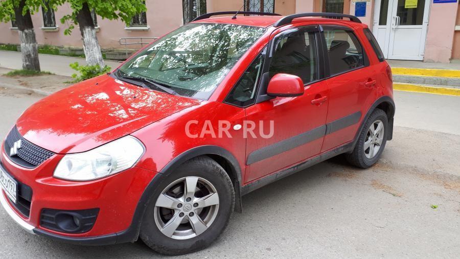 Suzuki SX4, Екатеринбург