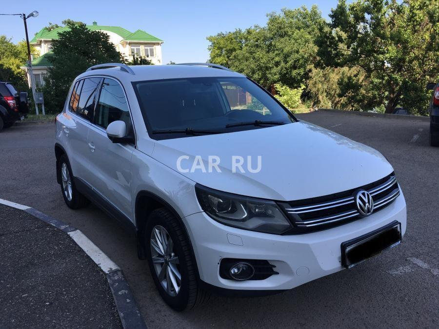 Volkswagen Tiguan, Краснодар