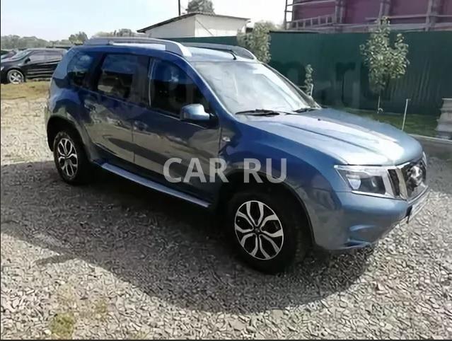 Nissan Terrano, Пушкино