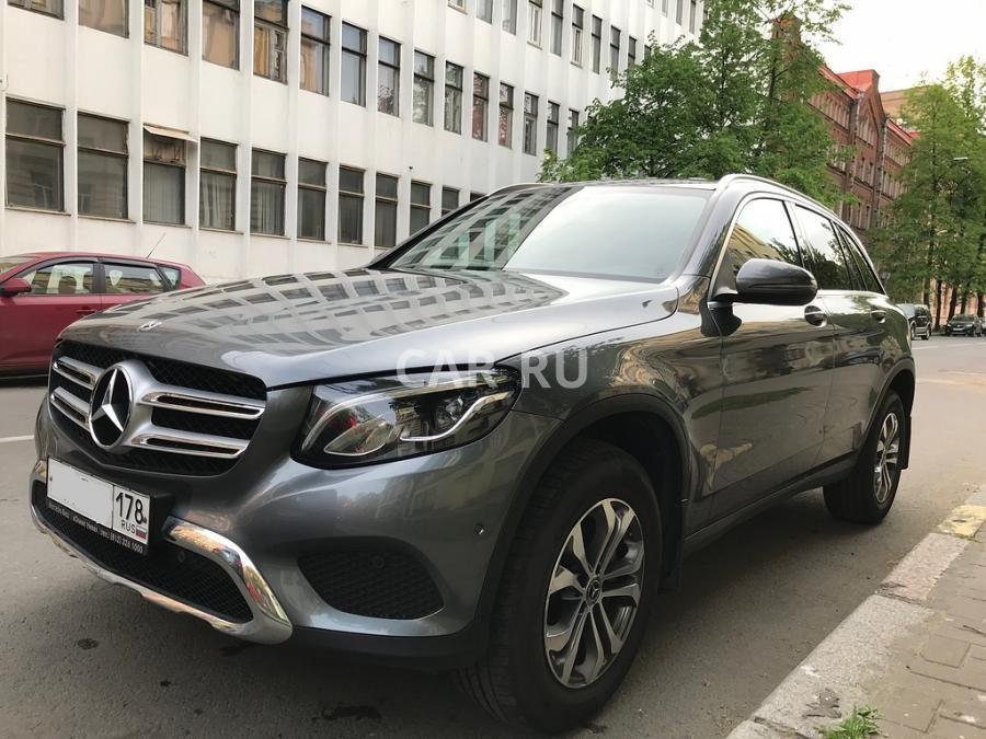 Mercedes GLC-Class, Санкт-Петербург