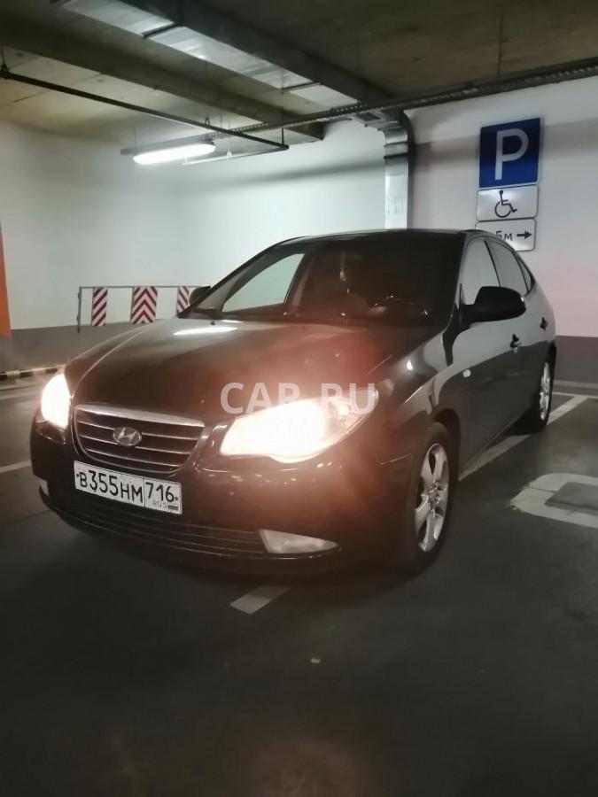 Hyundai Elantra, Казань