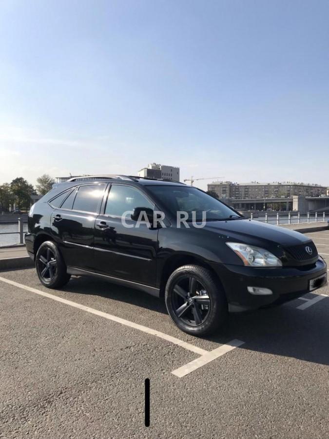Lexus RX, Москва