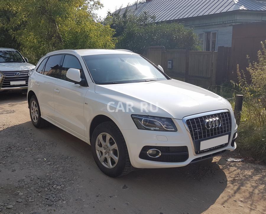 Audi Q5, Иваново