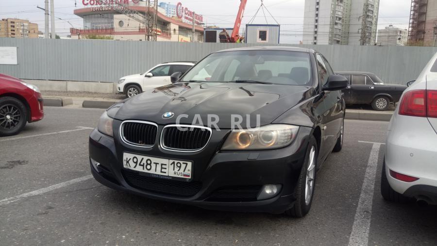 BMW 3-series, Одинцово