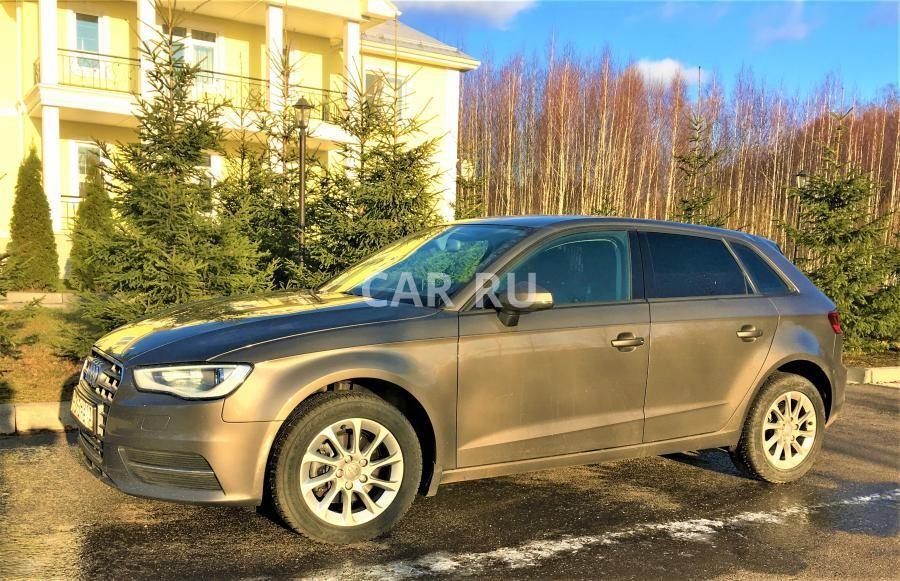Audi A3, Москва