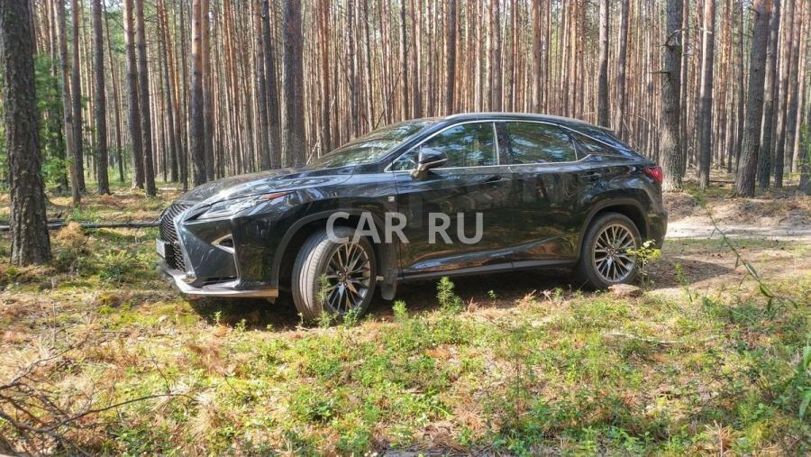 Lexus RX, Томск