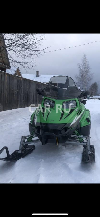 Arctic Cat, Заволжск