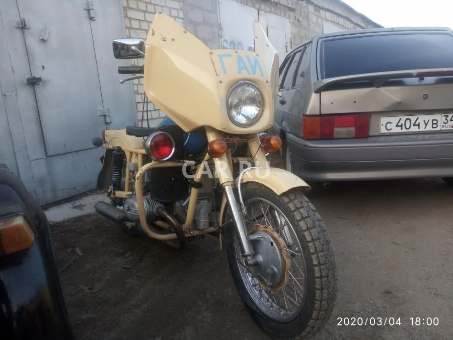 Урал, Волгоград