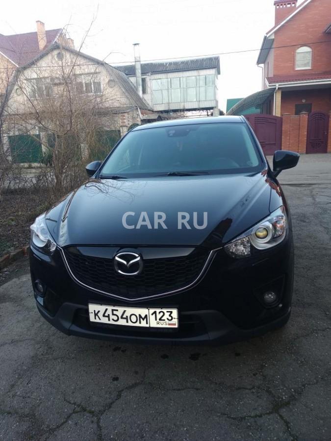 Mazda CX-5, Краснодар