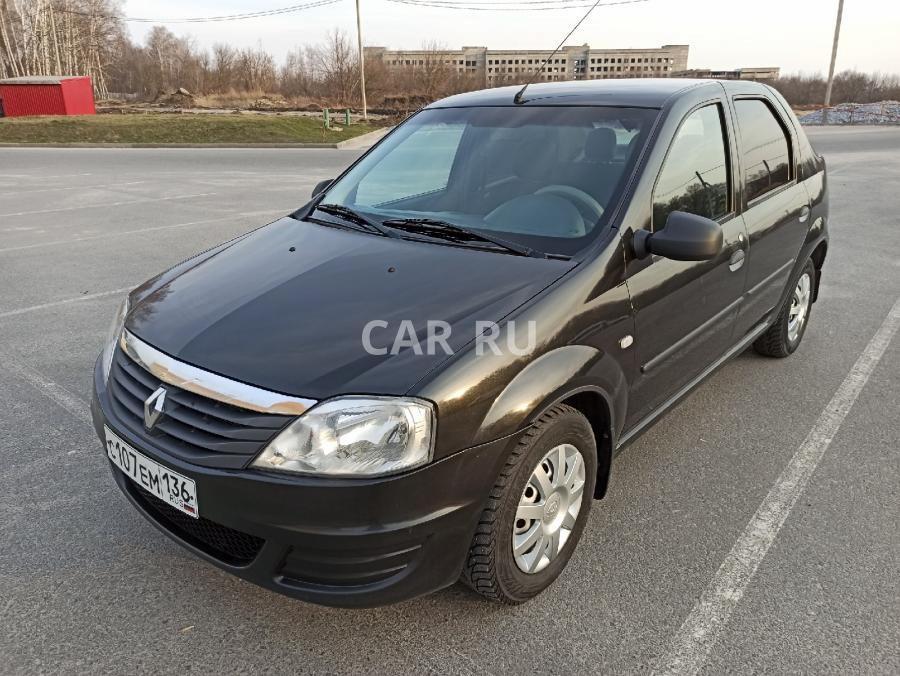 Renault Logan, Старый Оскол