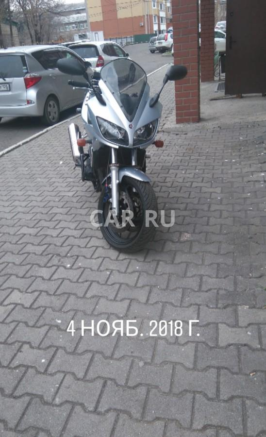 Yamaha, Уссурийск