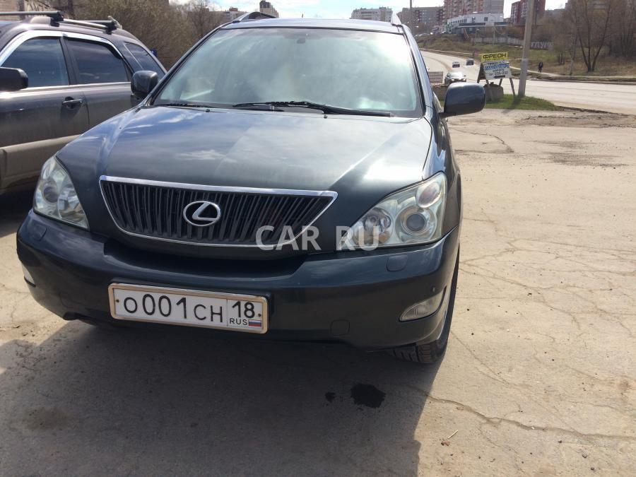 Lexus RX, Ижевск
