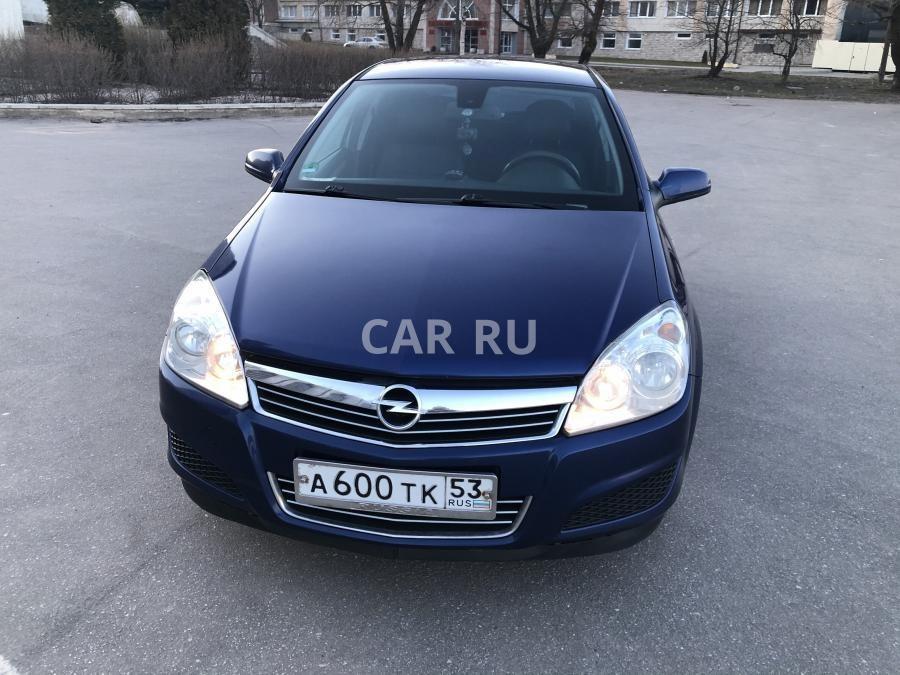 Opel Astra, Великий Новгород