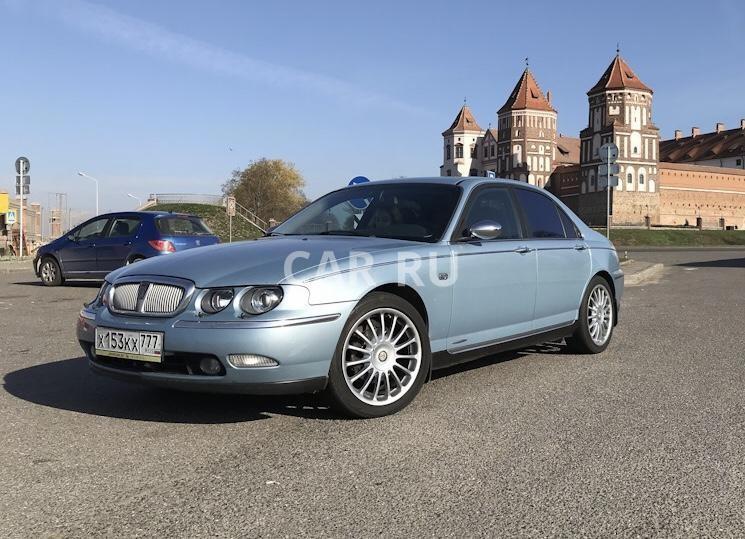 Rover 75, Москва